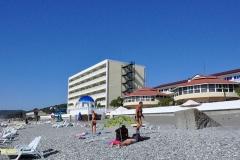 Пляж, «Горный Воздух», Лоо