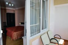 СТАНДАРТ 2-местный 1-комнатный (корпус Д, здание 1, балкон)