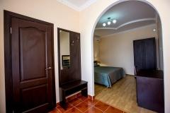 СТАНДАРТ 2-местный 1-комнатный (корпус Д, здание 2, балкон)