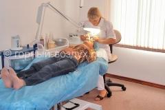 Лечение в кабинете косметолога, «Горный Воздух», Сочи